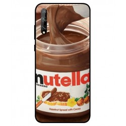 Durable Nutella Cover For Huawei P Smart S