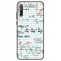 Durable Mathematics Cover For Huawei P Smart S