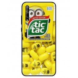 Durable TicTac Cover For Huawei P Smart S