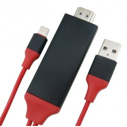 Lightning To HDMI Cable For iPhone 12 mini