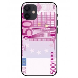 Durable 500 Euro Note Cover For iPhone 12 mini