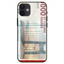 1000 Danish Kroner Note Cover For iPhone 12 mini