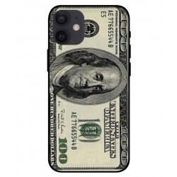 Durable 100 Dollar Note Cover For iPhone 12 mini