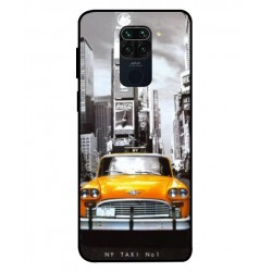 Durable New York Cover For Xiaomi Redmi Note 9