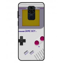 Durable GameBoy Cover For Xiaomi Redmi Note 9