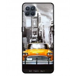 Durable New York Cover For Oppo A93