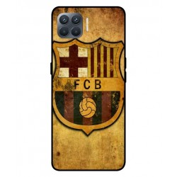 Durable FC Barcelona Cover For Oppo A93