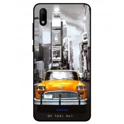 Durable New York Cover For Wiko Y60