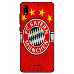 Durable Bayern De Munich Cover For Wiko Y60