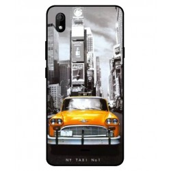 Durable New York Cover For Wiko Y61