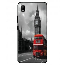 Durable London Cover For Wiko Y61