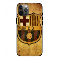 Durable FC Barcelona Cover For iPhone 12 Pro