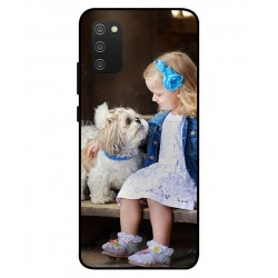 Customized Cover For Samsung Galaxy A02s