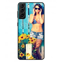 Customized Cover For Samsung Galaxy S21 Plus