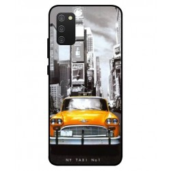 Durable New York Cover For Samsung Galaxy A02s