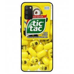 Durable TicTac Cover For Samsung Galaxy A02s