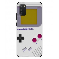 Durable GameBoy Cover For Samsung Galaxy A02s
