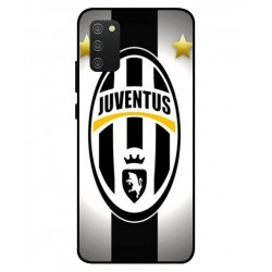 Durable Juventus Cover For Samsung Galaxy A02s