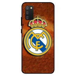 Durable Real Madrid Cover For Samsung Galaxy A02s