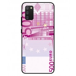 Durable 500 Euro Note Cover For Samsung Galaxy A02s