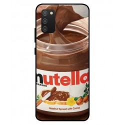 Durable Nutella Cover For Samsung Galaxy A02s