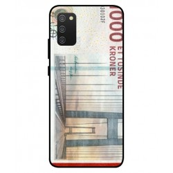 1000 Danish Kroner Note Cover For Samsung Galaxy A02s