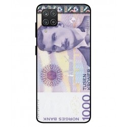 1000 Norwegian Kroner Note Cover For Samsung Galaxy A12