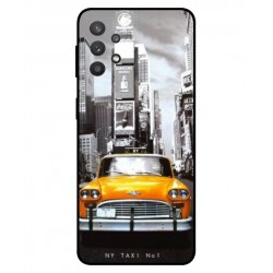 Durable New York Cover For Samsung Galaxy A32 5G