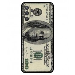 Durable 100 Dollar Note Cover For Samsung Galaxy A32 5G