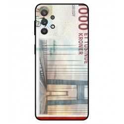 1000 Danish Kroner Note Cover For Samsung Galaxy A32 5G