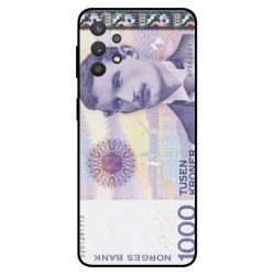 1000 Norwegian Kroner Note Cover For Samsung Galaxy A32 5G