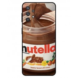 Durable Nutella Cover For Samsung Galaxy A32 5G