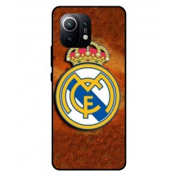 Durable Real Madrid Cover For Xiaomi Mi 11