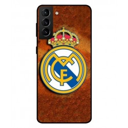 Durable Real Madrid Cover For Samsung Galaxy S21