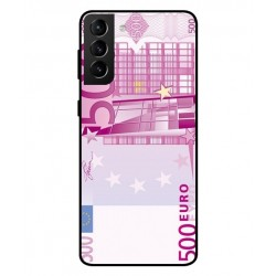 Durable 500 Euro Note Cover For Samsung Galaxy S21