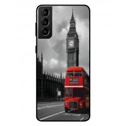 Durable London Cover For Samsung Galaxy S21 Plus