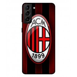 Durable AC Milan Cover For Samsung Galaxy S21 Plus