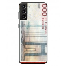 1000 Danish Kroner Note Cover For Samsung Galaxy S21 Plus