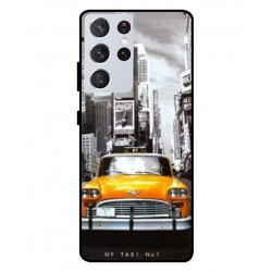 Durable New York Cover For Samsung Galaxy S21 Ultra
