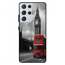 Durable London Cover For Samsung Galaxy S21 Ultra