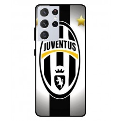 Durable Juventus Cover For Samsung Galaxy S21 Ultra