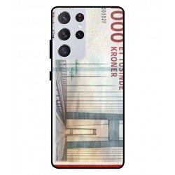 1000 Danish Kroner Note Cover For Samsung Galaxy S21 Ultra