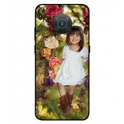 Customized Cover For Nokia X10
