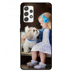 Customized Cover For Samsung Galaxy A52