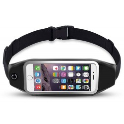 Adjustable Running Belt For Archos 55 Diamond Selfie