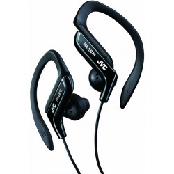 Intra-Auricular Earphones With Microphone For Archos 55 Graphite