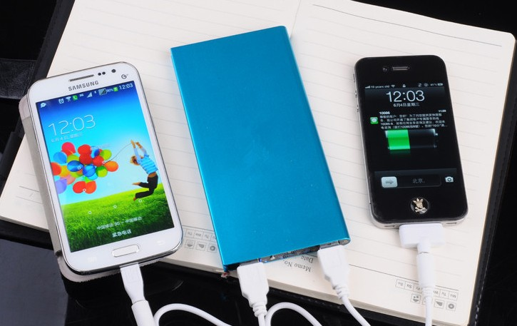 Powerbank double USB